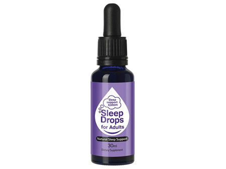 Sleep Drops For Adults 30ml