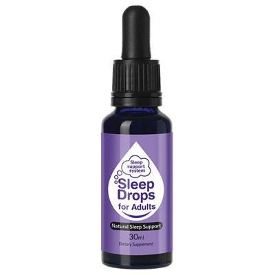 Sleep Drops for Adults 30ml