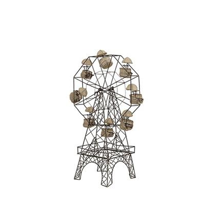 Small Metal Ferris Wheel