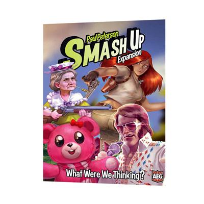 Smash Up: What Were We Thinking?