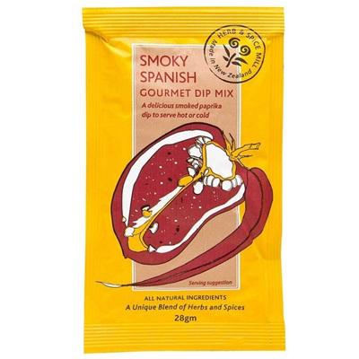 Smoky Spanish Dip