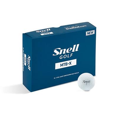 Snell MTB-X Golf Ball Dozen