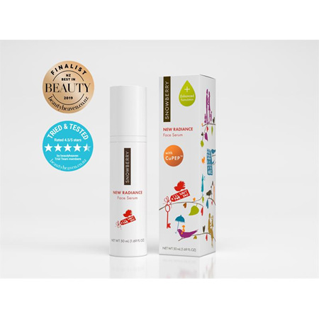 SNOWBERRY New Radiance Face Serum 50ml