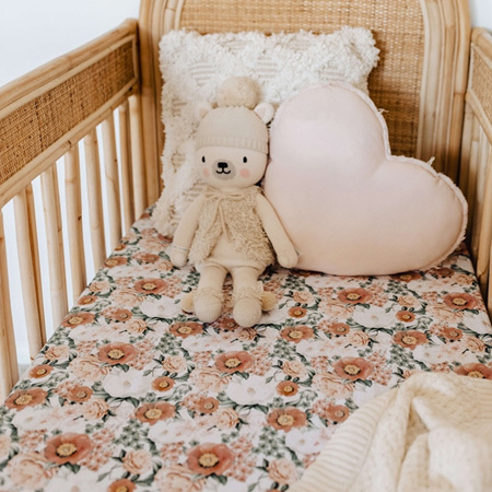 Snuggle Hunny Kids Florence Cot Sheet