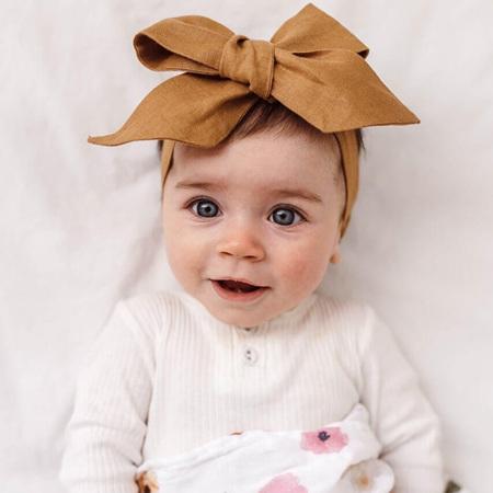 Snuggle Hunny Kids - Linen Headband Wrap