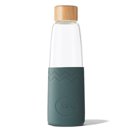 SoL Bottles - Deep Sea Green