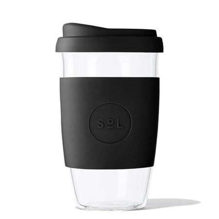 SoL Cup - 16oz - Basalt Black