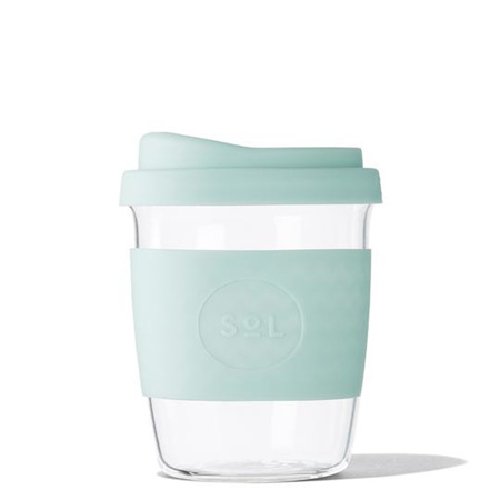 SoL Cup - 8oz - Cool Cyan