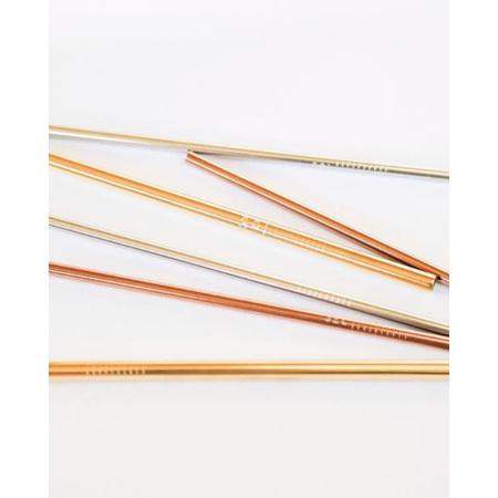 Sol Straw - Individual - Gold