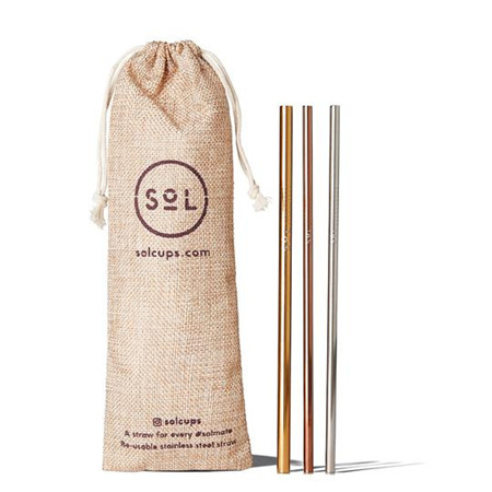 Sol Straw Kit