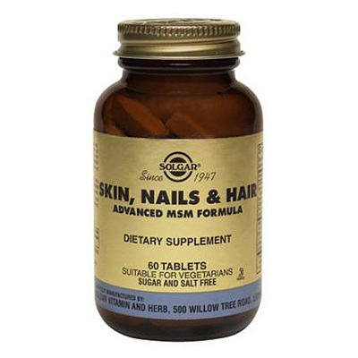 SOLGAR Hair Skin & Nails 60