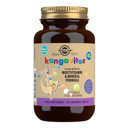 SOLGAR Kangavites Bouncing Berry 60s