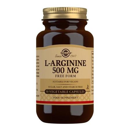 SOLGAR L-Arginine 50s