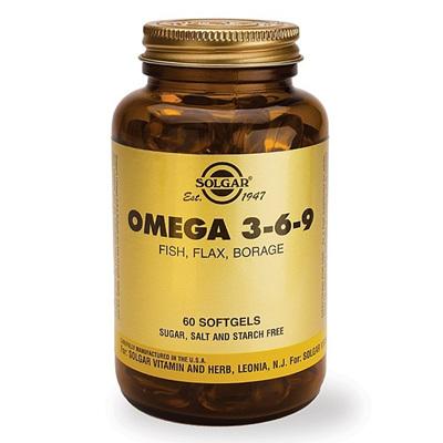 SOLGAR Omega 3-6-9 60