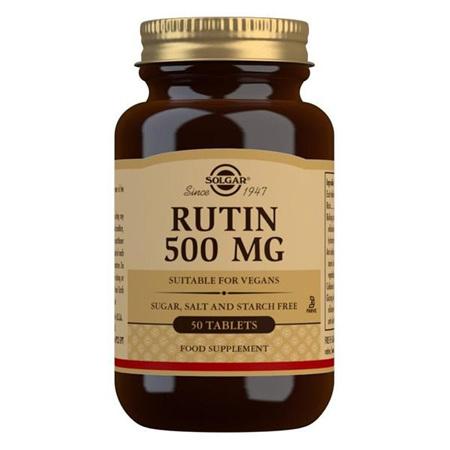 SOLGAR Rutin 500mg 50tab