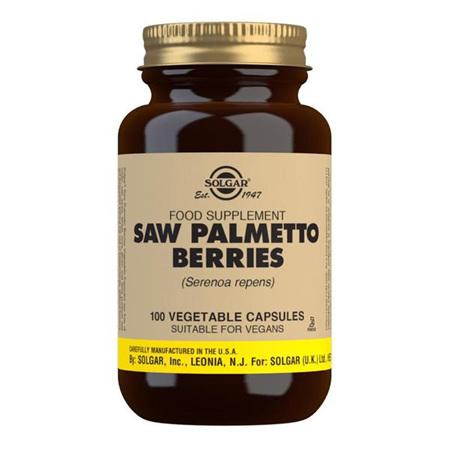 SOLGAR Saw Palmetto Berries 520mg 100s