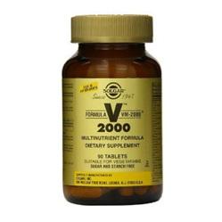 SOLGAR VM2000 Mult-Nutrient 90tab