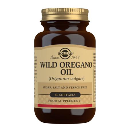SOLGAR Wild Oregano Oil 60s