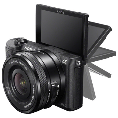 SONY ALPHA A5100 E MOUNT 24.3MP W/16-50M LENS
