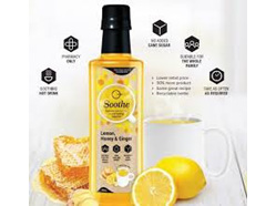 Soothe Lemon, Honey & Ginger 360Ml