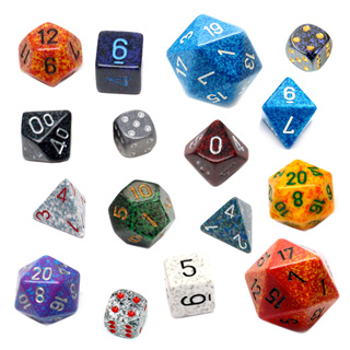 Speckled Dice