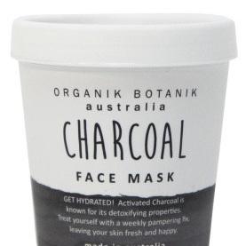 Splotch 200gm Tub Mask - Charcoal