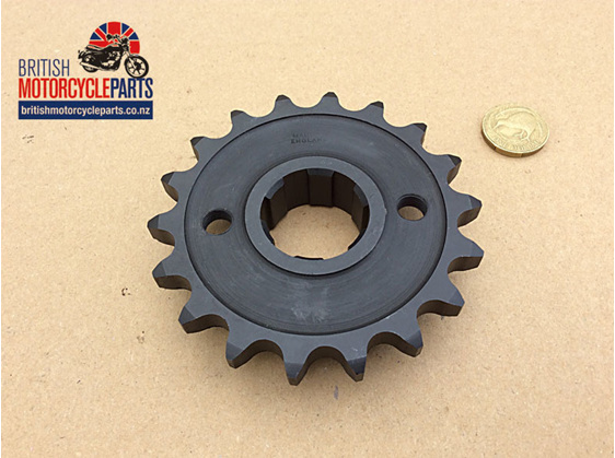 SPR-5SP18 Gearbox Sprocket - 18 Tooth - Triumph 4 Speed