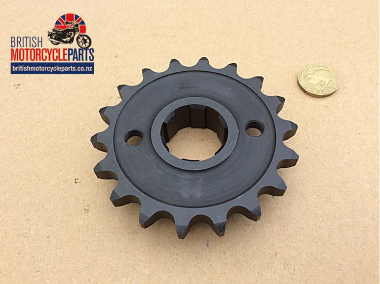 SPR-5SP18 Gearbox Sprocket - 18 Tooth - Triumph 4 Speed