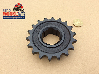 57-4784 Gearbox Sprocket 18 Tooth Triumph 5 Speed