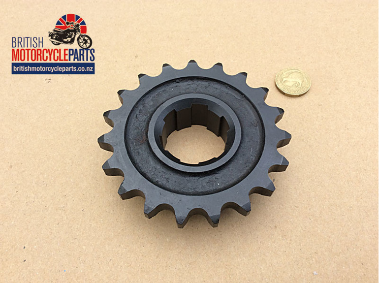 SPR-5SP19T Gearbox Sprocket - 19 Tooth - Triumph 5 Speed