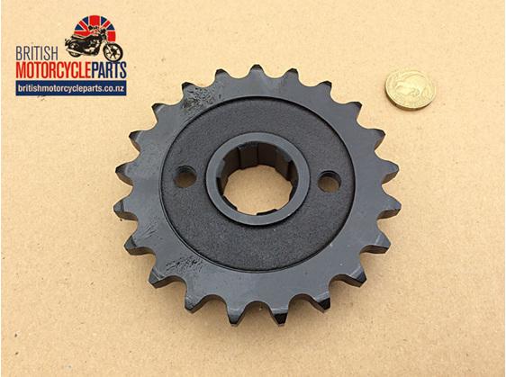 SPR-5SP21 Gearbox Sprocket - 21 Tooth - Triumph 4 Speed