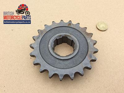 SPR-5SP21T Gearbox Sprocket 21 Tooth Triumph 5 Speed