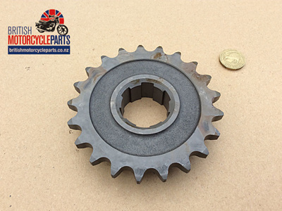 SPR-5SP21T Gearbox Sprocket 21 Tooth Triumph 5 Speed