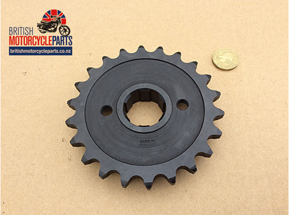 SPR-5SP22 Gearbox Sprocket - 22 Tooth - Triumph 4 Speed