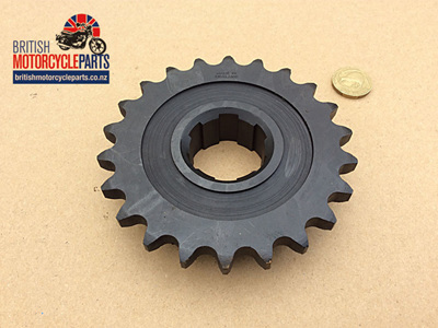 SPR-5SP22T Gearbox Sprocket 22 Tooth Triumph 5 Speed