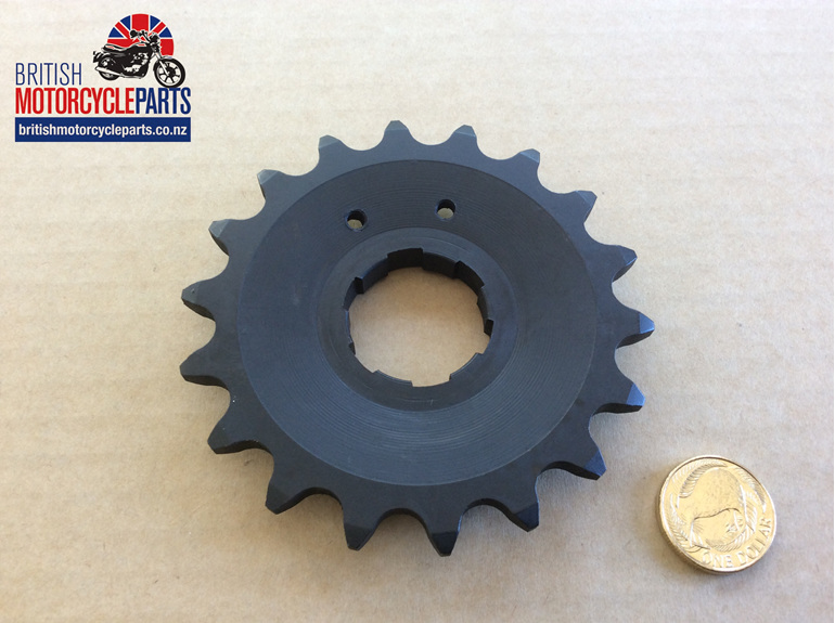SPR-ND18T Gearbox Sprocket - 18 Tooth - Norton Dominator - British MC Parts NZ
