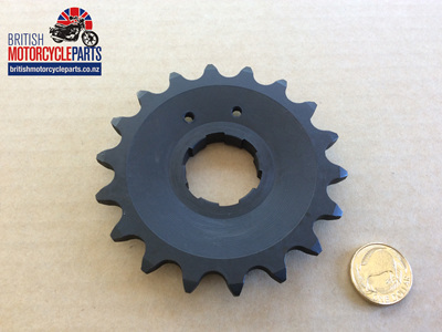 SPR-ND18T Gearbox Sprocket - 18 Tooth - Norton Dominator