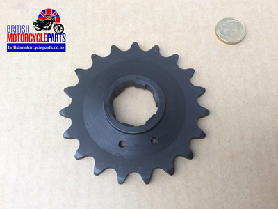SPR-ND19T Gearbox Sprocket - 19 Tooth - Norton Dominator