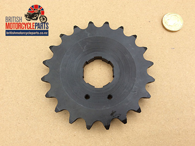 SPR-ND20T Gearbox Sprocket - 20 Tooth - Norton Dominator