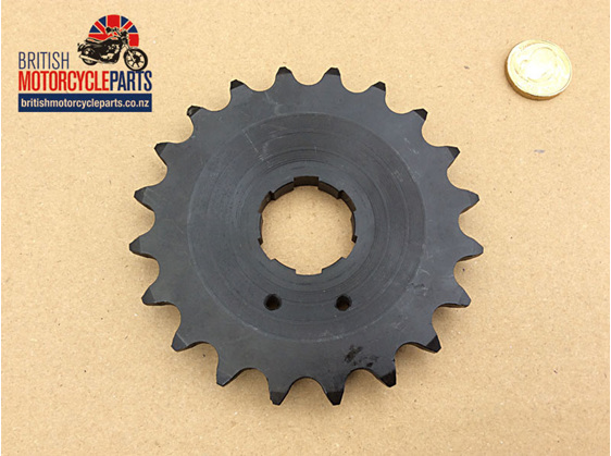 SPR-ND20T Gearbox Sprocket - 20 Tooth Norton Dominator