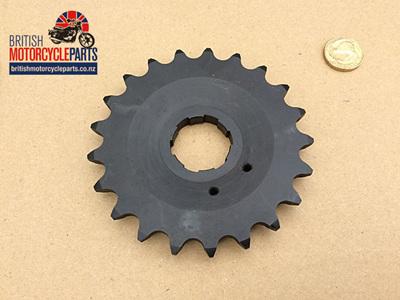 SPR-ND21T Gearbox Sprocket - 21 Tooth - Norton Dominator