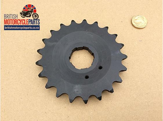 SPR-ND21T Gearbox Sprocket - 21 Tooth Norton Dominator
