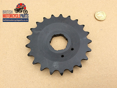 SPR-ND21T Gearbox Sprocket - 21 Tooth - Norton Dominator