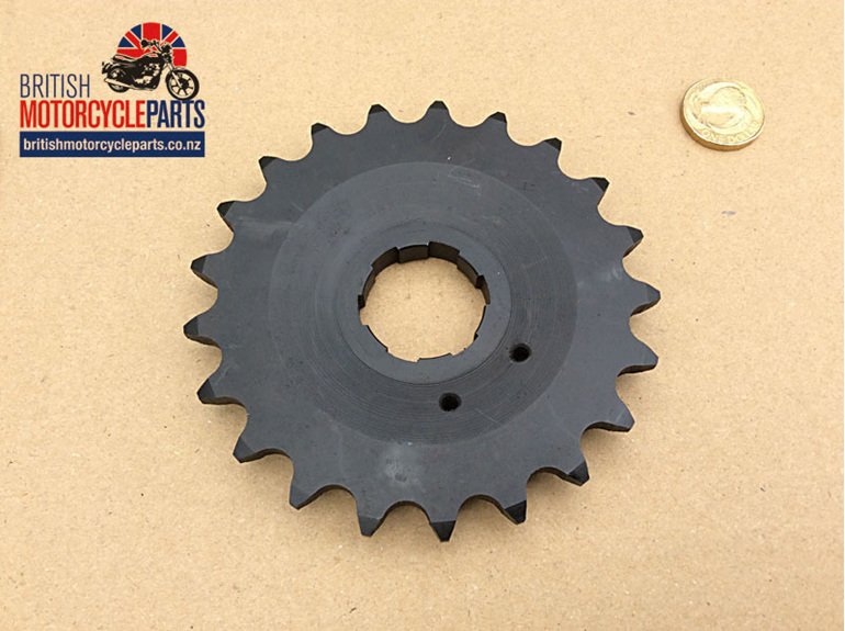 SPR-ND21T Gearbox Sprocket - 21 Tooth Norton Dominator