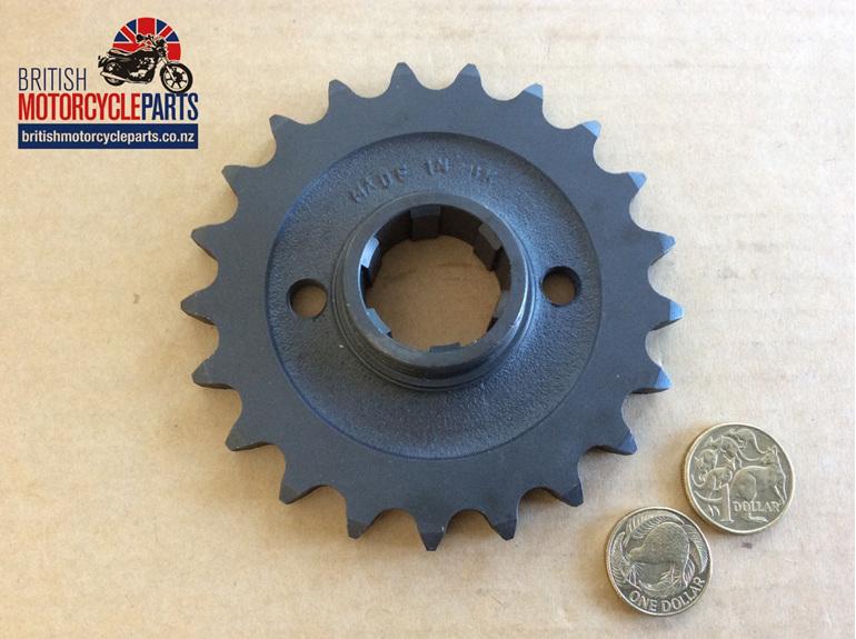 SPR-PU21T Gearbox Sprocket 21T - Triumph Pre-Unit - British Motorcycle Parts NZ