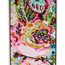 Spring Bird Canvas #2