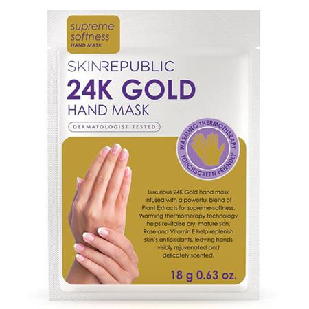 SR 24K Gold Foil Hand Mask