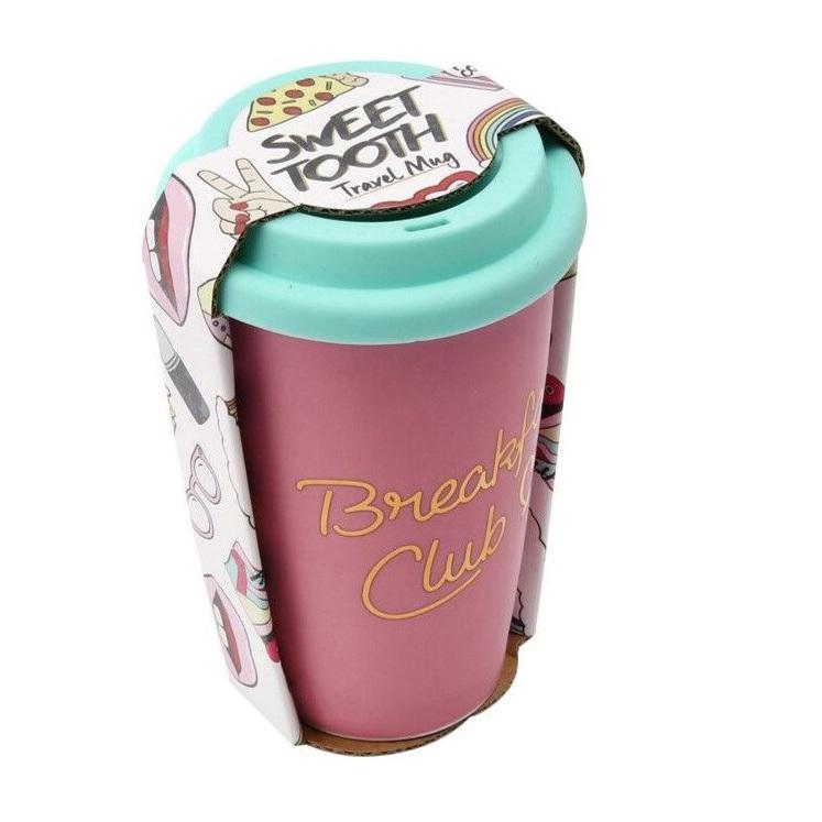 ST Breakfast Club Travel Mug