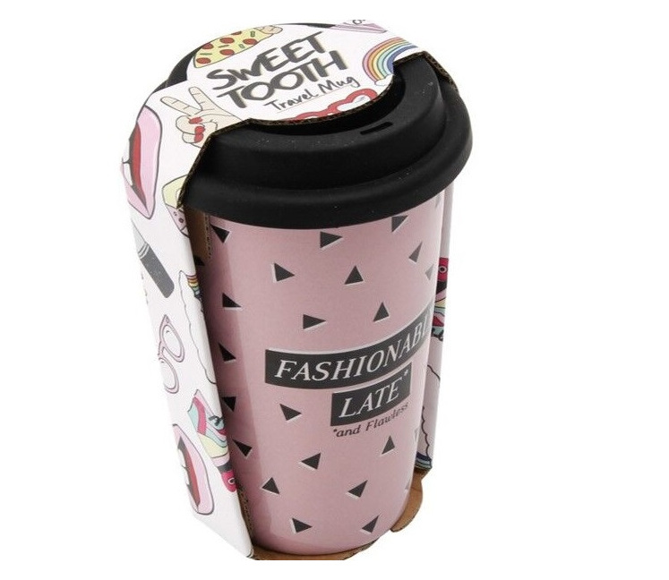ST Fashionably Late Travel Mug
