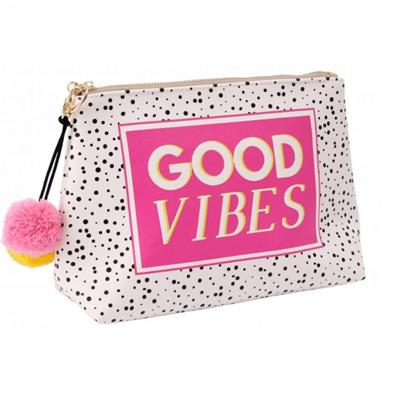 ST Good Vibes Wash Bag